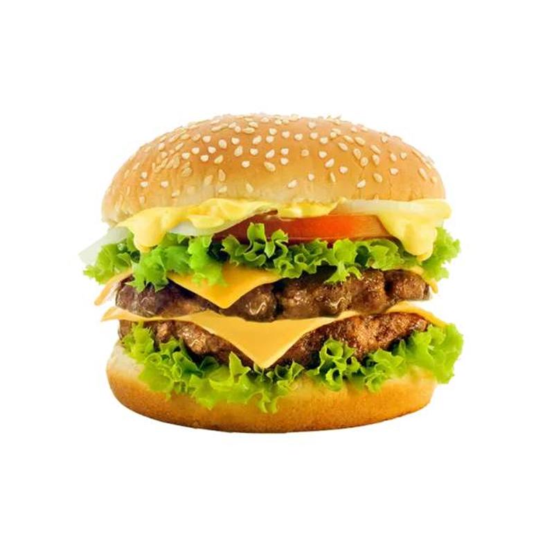 牛肉芝士汉堡